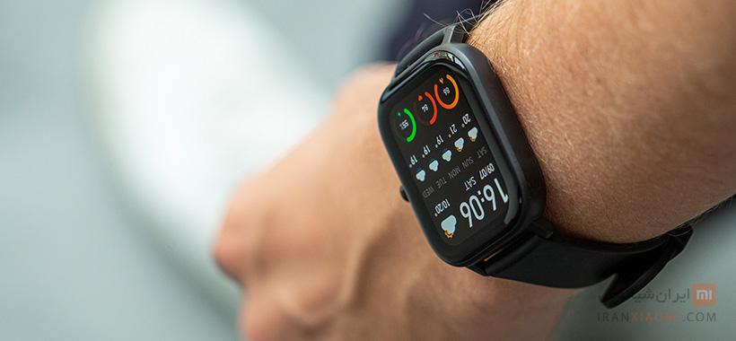 ساعت هوشمند شیائومی مدل Amazfit GTS