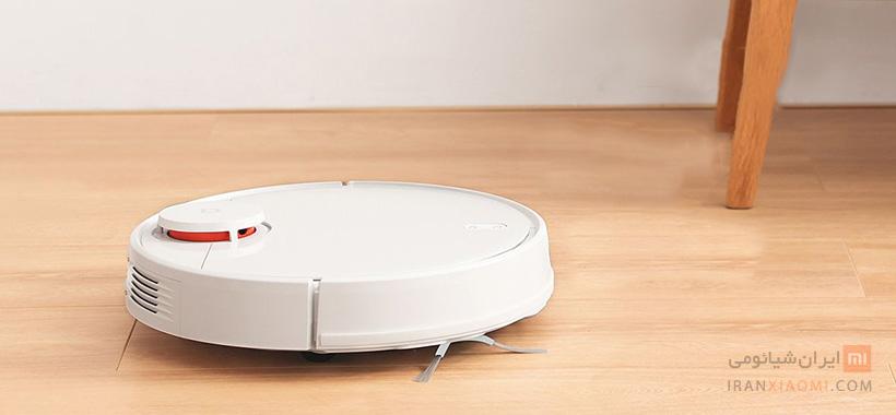 جاروبرقی هوشمند شیائومی مدل Mop-P