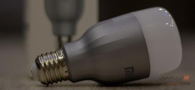 لامپ هوشمند شیائومی مدل MJDP02YL