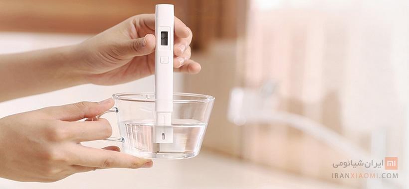 قلم تست کیفیت آب شیائومی مدل TDS XMTDS01YM