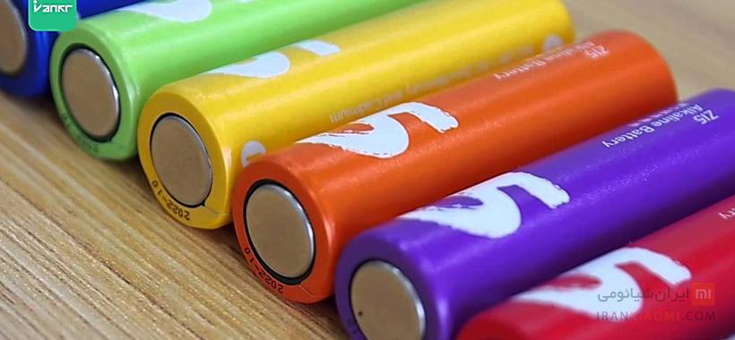 باتری قلمی شیائومی مدل Z15 بسته 10 عددی
