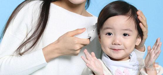 ماشین اصلاح سر کودک شیائومی مدل Enchen Hair Clipper YOYO