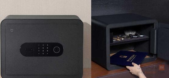 صندوق امانات هوشمند شیائومی مدل BGX-5X1-3001