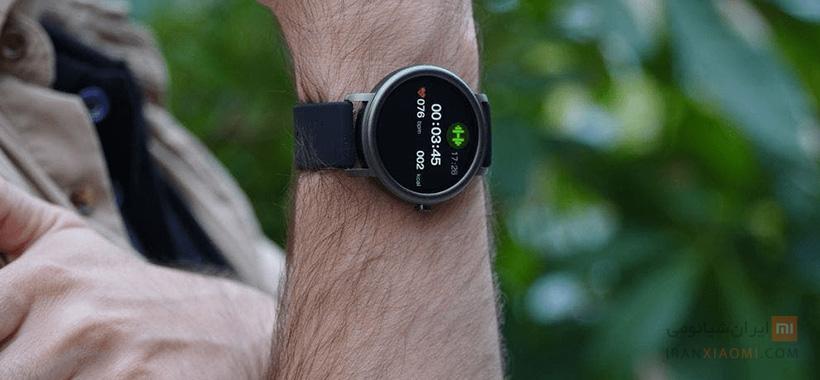ساعت هوشمند شیائومی مدل Mibro Air XPAW